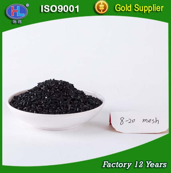 Chemical formula specification of coconut shell based activated carbon block activated carbon packing with plastic bags