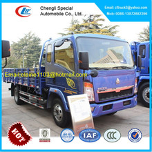 HOWO 10ton cargo truck / 10 ton flat truck for sale!