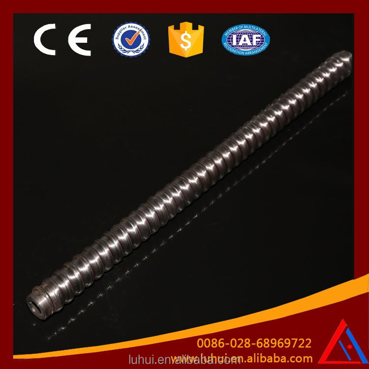 LUHUI high quality anchorage material Stainless steel hollow bolt