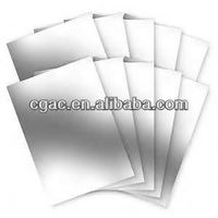offset printing mirror pvc card