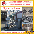 Ring die pellet mill/ machine to make wood pellet 55kw