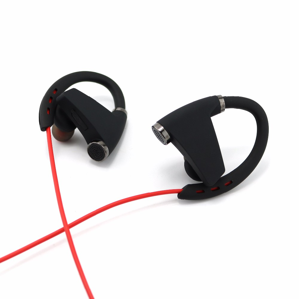 Bluetooth headset With Microphone Wireless Sport Earhook Earphone with Retailer Packaging-RN8