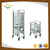 Bakery Equipment Mobile Bakery Tray Trolley