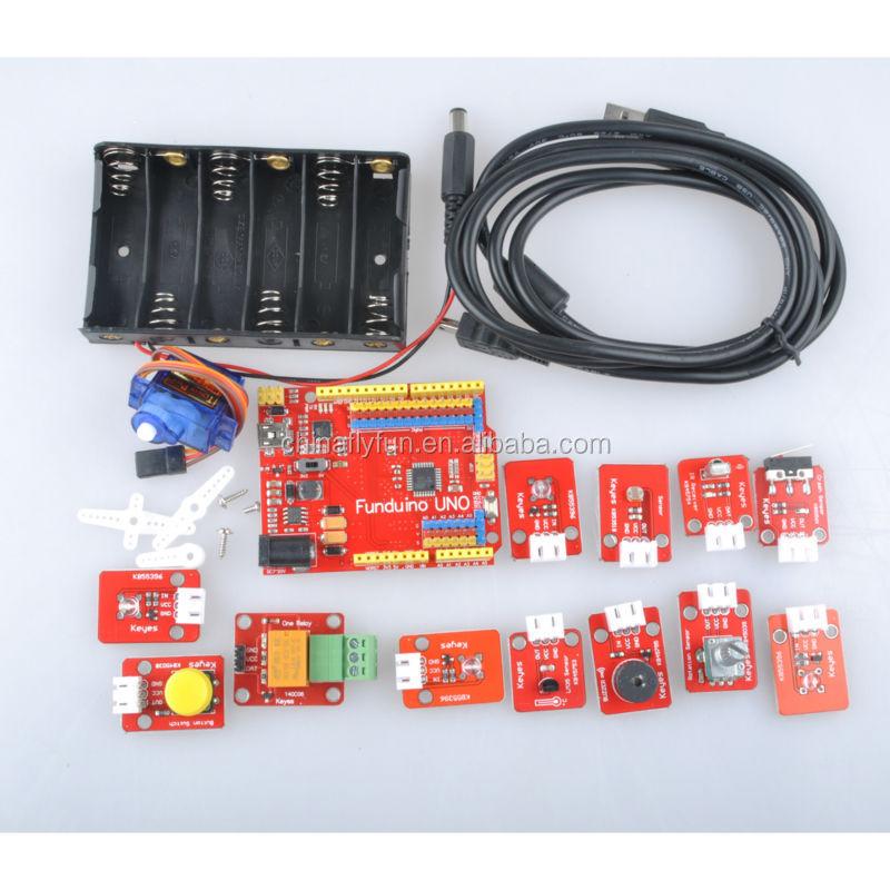electronic building blocks diy learning kit for arduino sensorelectronic building blocks diy learning kit for arduino sensor module cable