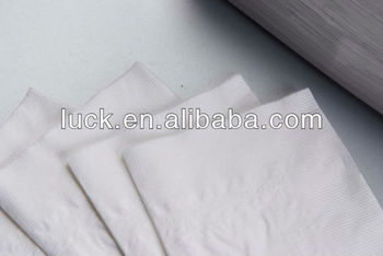 virgin wood pulp printed disposable serviette white napkins