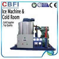 Hot Sale Flake Ice Making Machine Touch Screen Best Quality