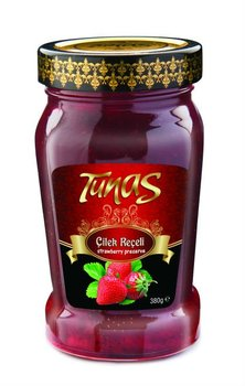 380 gr Jam-Preserve ( 10 flavor in Glass Jar)