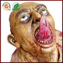 christmas decorations outdoor halloween horror zombie mask