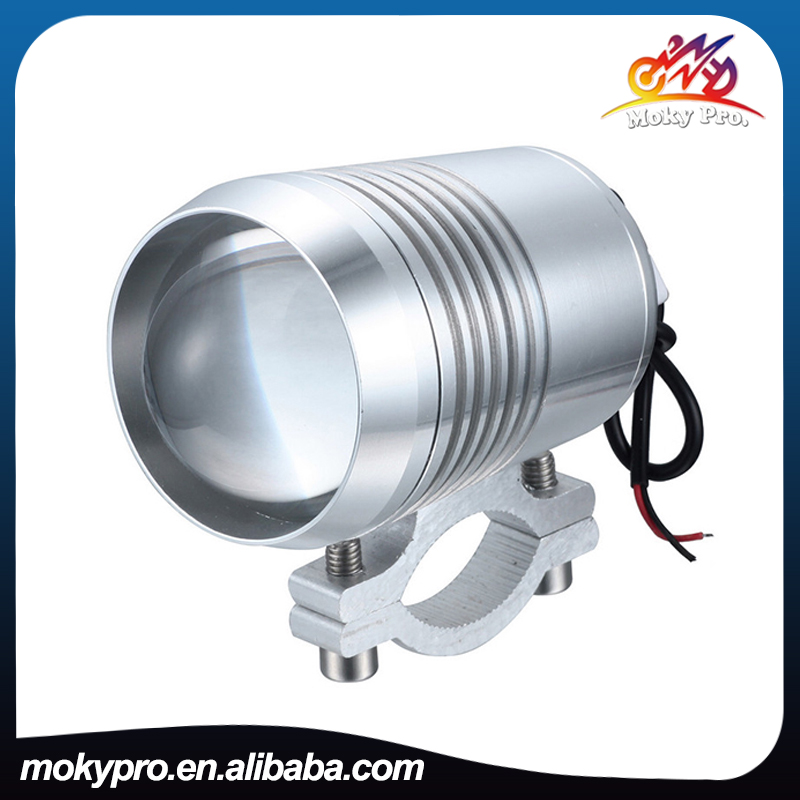 12-80V <strong>U2</strong> external <strong>led</strong> driving headlight fog light for motorcycle electrice cars tricycles