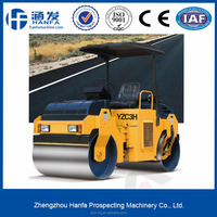 HFYZC3H steel road used asphalt rollers for sale