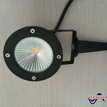 2015 COB LED 7w modern garden lights with CE