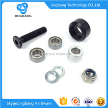 3d printer of Low Profile Screw with grinding wheel bearing