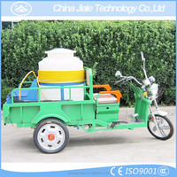 2016 new model 3WCJ-250DZ Vehicular Electrostatic agriculture self propelled sprayer