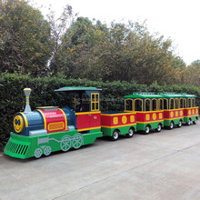 suzhou thomas and friends train set for sale Kids Riding fun mini ElectricTrackless Train
