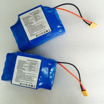 10S2P 36V 4400mAh 158Wh lithium power battery rechargeable for electric scooter battery pack