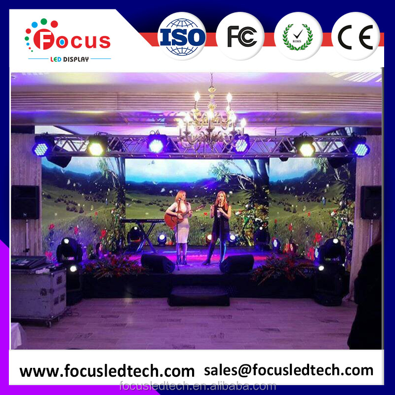 Hot Sale Fashion show p5 Indoor LED Display retal Screen