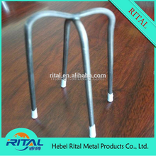 Construction building materials,wire bar chairs,steel rebar support, continuous slab bolster