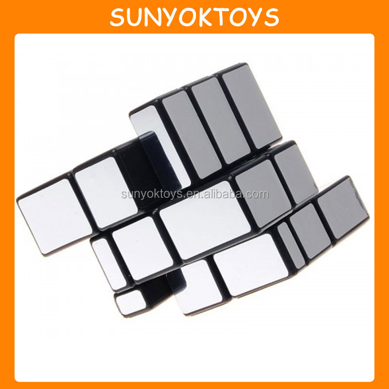 YJ 57MM Mirror Speed Cube Puzzle