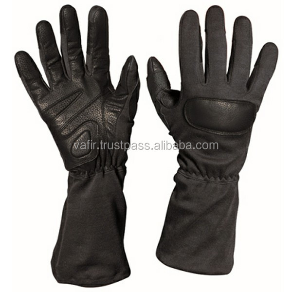 Chep price Leather Shooting Gloves