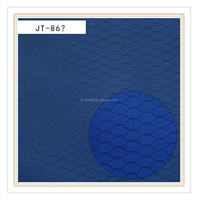 american blue polyester polypropylene open weave mesh fabric
