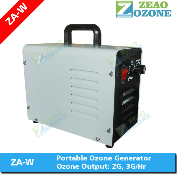 High frequency hotel room small ozone machine odor removal