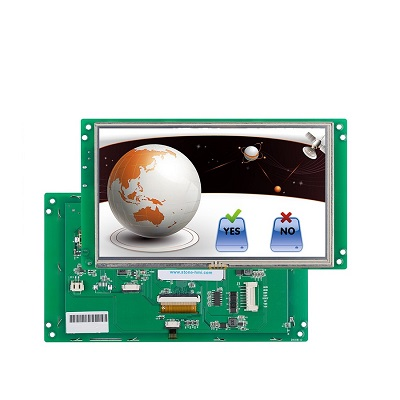 7 inch Advanced Type TFT LCD Module STONE STVA070WT-01 with 3 Year Warranty