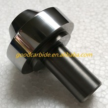 Sintered carbide hard alloy roll for metal sheet slitting