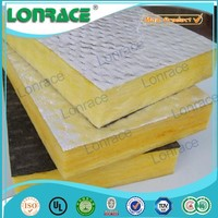 Can be Further Process resin bonded fiber glass wool applied to roof insulation