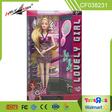 China taobao wholesale fashion doll girl garment makeup dress up games for sale