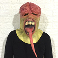 2018 new design latex horror Halloween mask froad mask