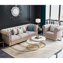 Luxury sofa sets for living room modern home <strong>furniture</strong>,stainless steel sofa set and coffee table