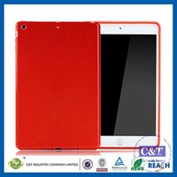 C&T Wholesale price new tpu gel case cover for mini 4 ipad case