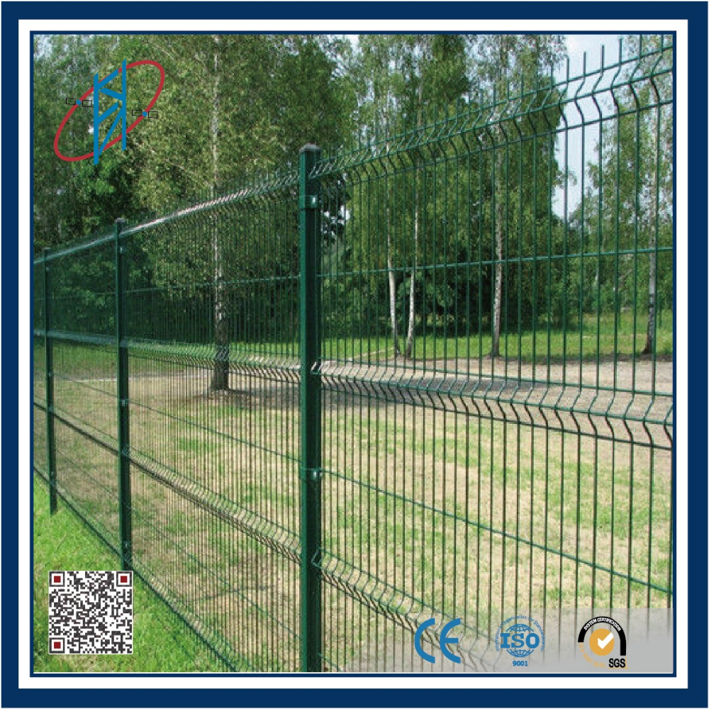 Factory price diamond wire mesh wire mesh fence galvanized chain link fence