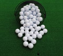 High quality brand Customers own logo printed golf balls with low price