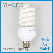 28W 25W Full Spiral Enery Gu10 Energy Saving Lamp