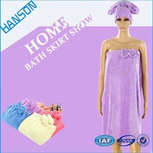 Hanson Absorb water Magic Fast Dry bath towel dress
