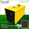 Outside use portable solar panel kits with small solar system 100w 300w