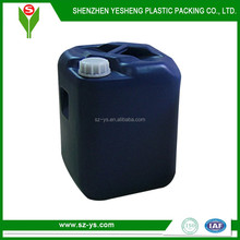 20 liter plastic oil container for engine oil, chemical, water storage