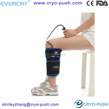 EVERCRYO new products 2016 medical devices with CE Certificate calf ice compression Wrap with pack