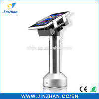 android smart phone rotating stand,ring holder mobile phone with secure retractor