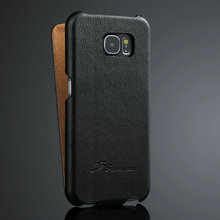 For Samsung S6 Top Flip Cover Case for samsung galaxy S6