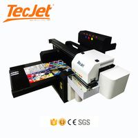 A2 digital multicolor inkjet printer a4 credit card printing machine