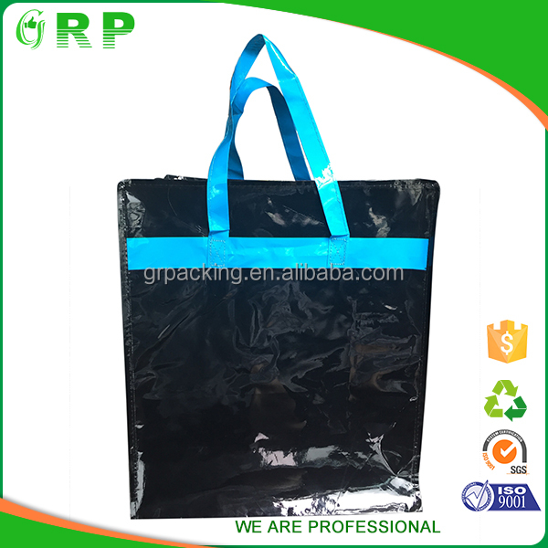 Safety not fall good performance wholesale stand up bags with zipper