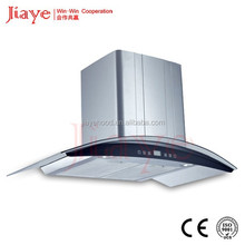SS kitchen hood hood hood for kitchen used canopy hoods JY-AP9002