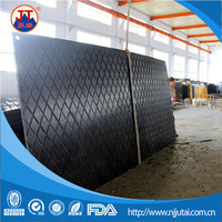 Plastic Plates Construction Track Mat Mobile HDPE Road Way