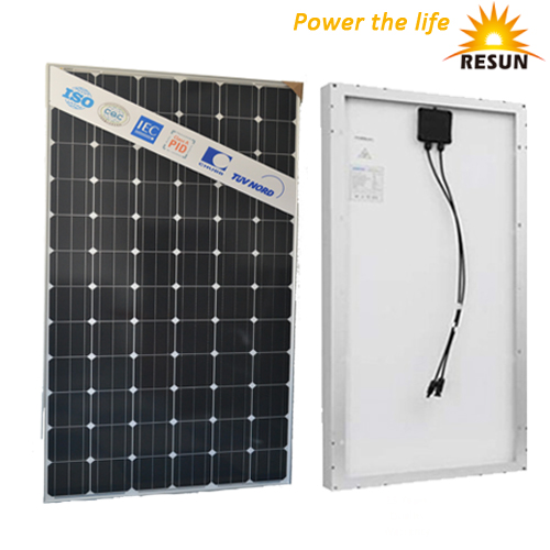 25years warranty monocrystalline solar panel 300w manufacturers in china