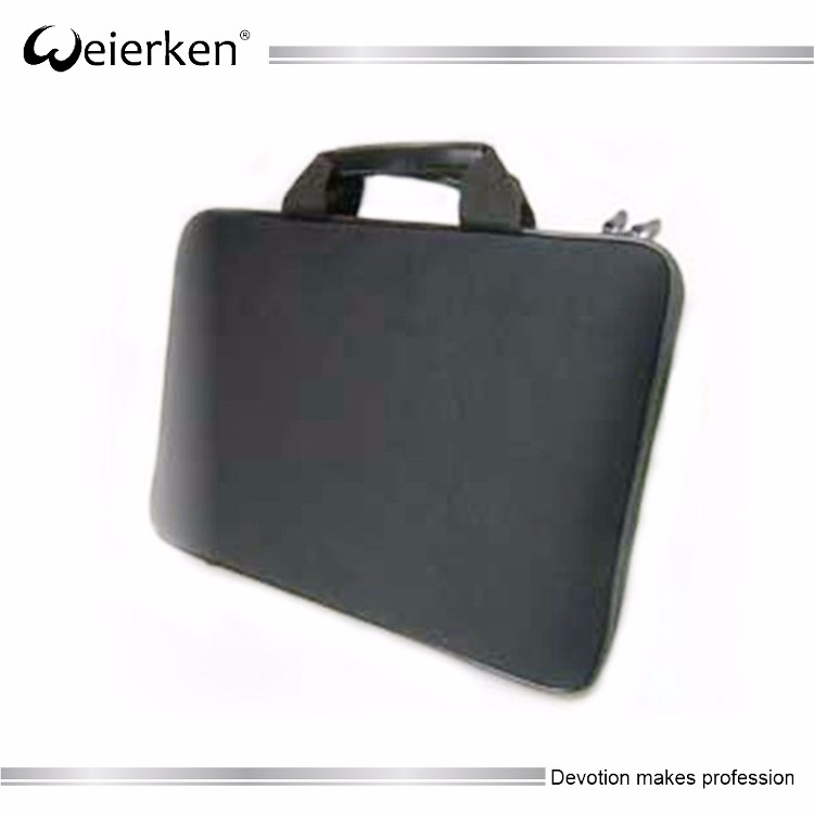 15 inch neoprene laptop sleeve case with handle