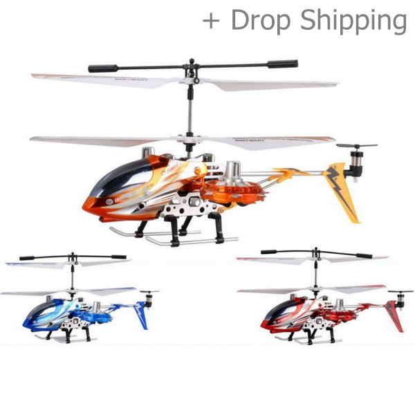 3ch metal gyro rc helicopter -Skype: colsales12
