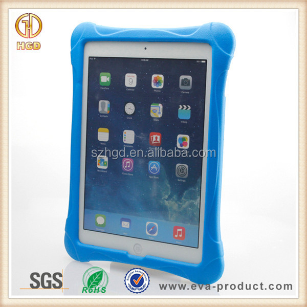 Alibaba trade assurance shockproof hard plastic tablet pc case for ipad air