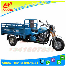 200cc kavaki/ zongshen engine 3 wheel motorcycle trikes cargo tricycle for sale